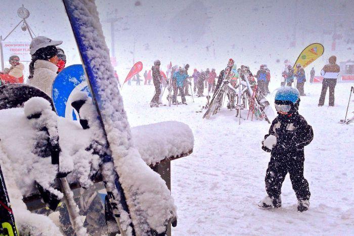 Snow season 1996