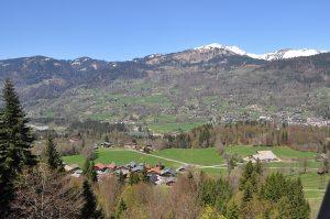 Samoens Village, France