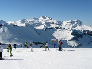Grand Massif, France