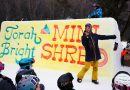 All-Star Olympic line-up for the Torah Bright Mini Shred in Thredbo supported by Toyota