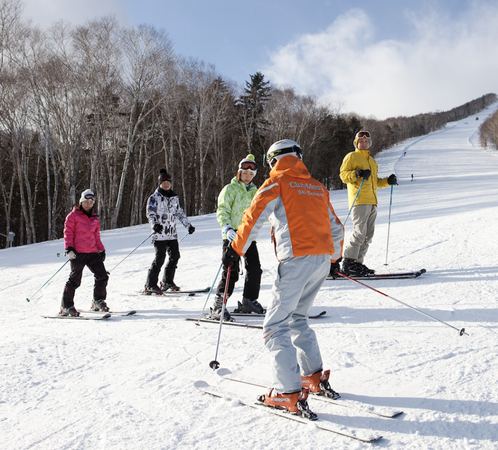 Club Med Ski School is included for all guests.