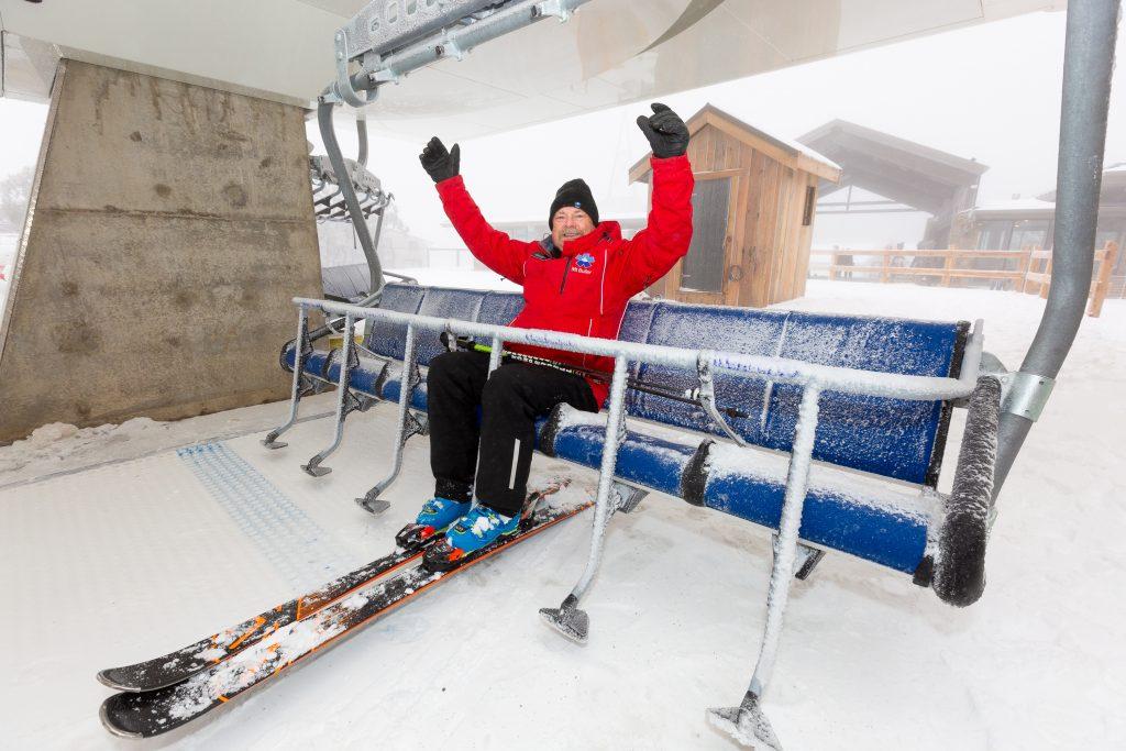 Buller Ski Lifts General Manager
