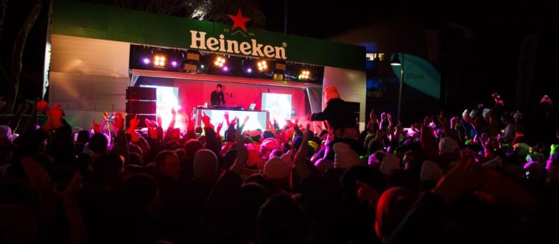 Thredbo opening weekend party