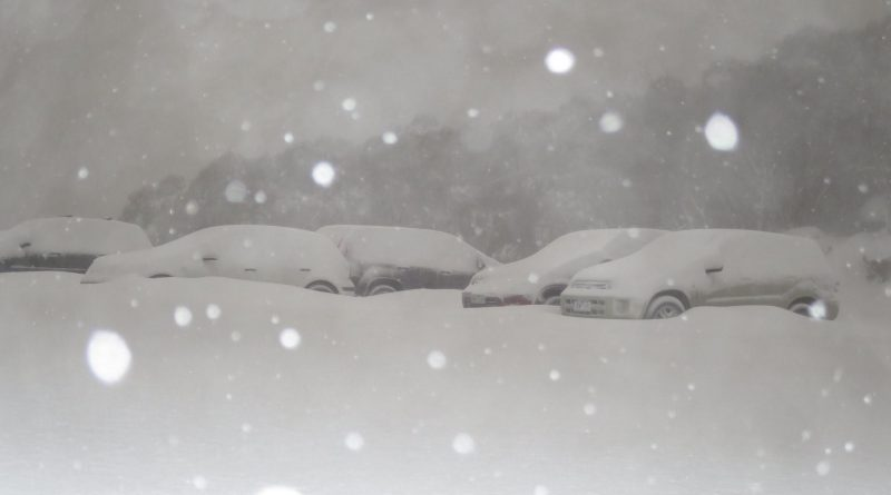 Mt Baw Baw snowfalls 30-05-19
