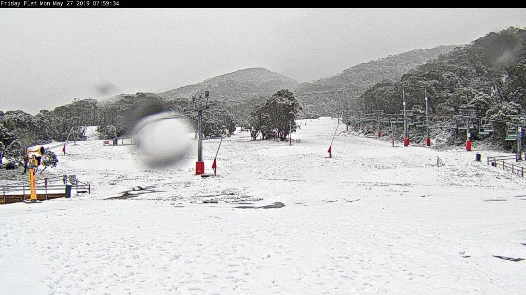 Thredbo - 27 May 2019.