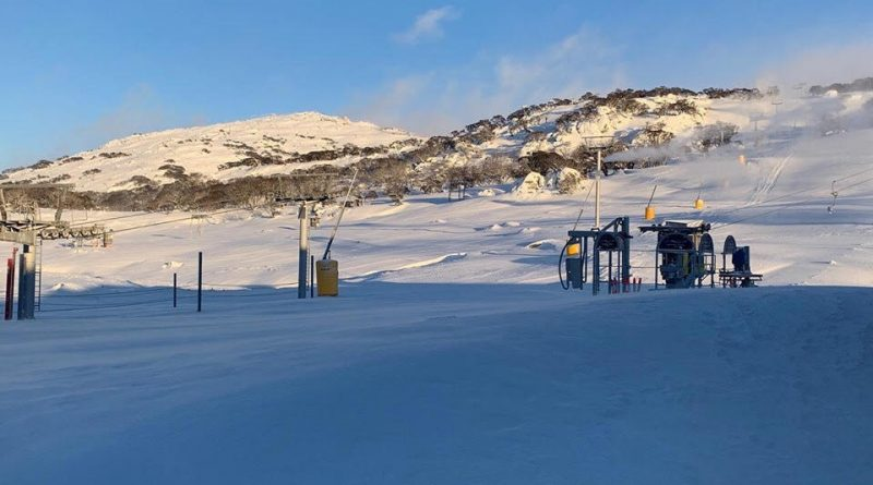 Perisher Manor 30th May 2019