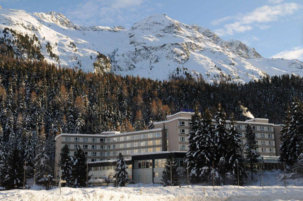 Saint-Moritz Roi Soleil