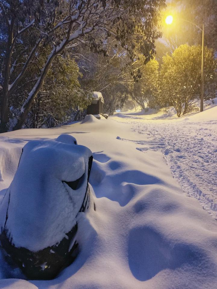 Falls Creek 10th August 2019