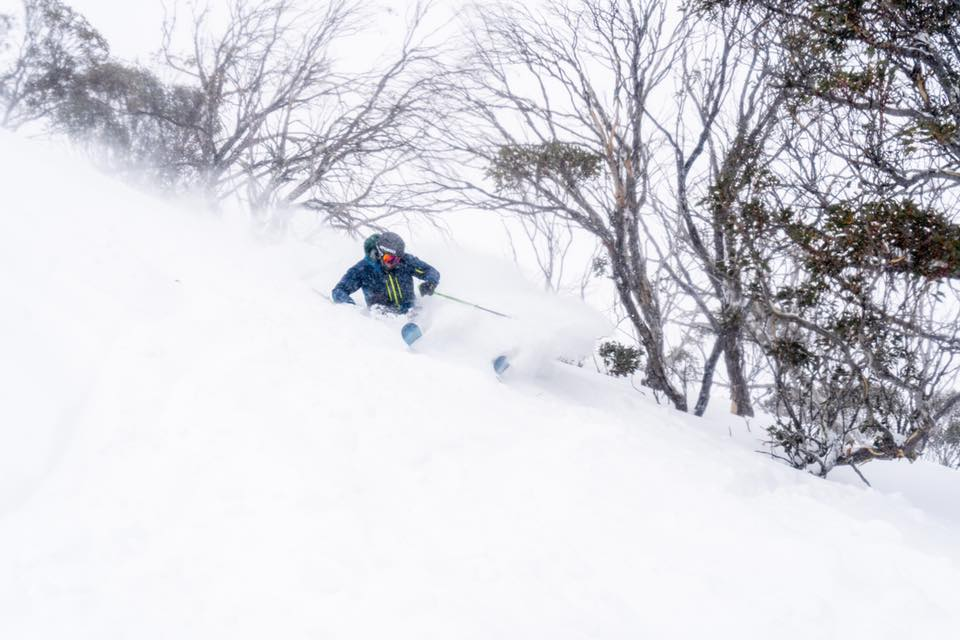 Perisher 9th August 2019