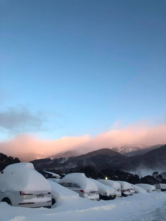 Thredbo 10th August 2019